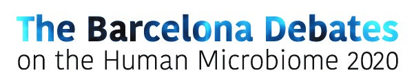 The Barcelona Debates on the Human Microbiome 2020 Logo